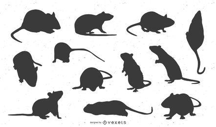 Rato do vetor