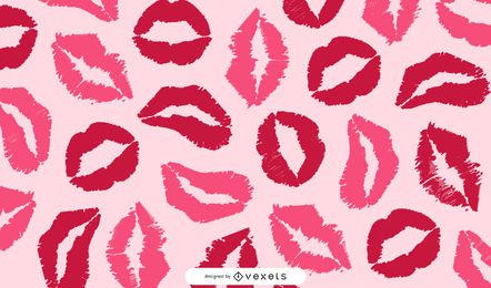 Free Vector Graphic Art Kiss