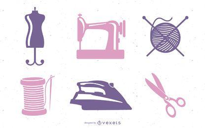 Needlework Vector