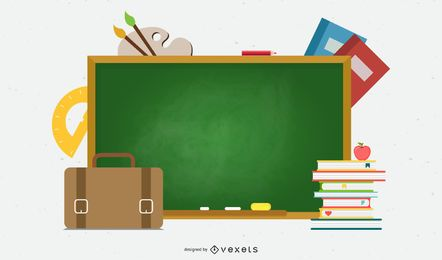 Lernen Sie Briefpapier 03 Vektor