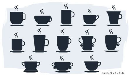 Cup-Vektor