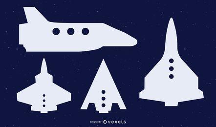 Space Shuttle-Grafiken