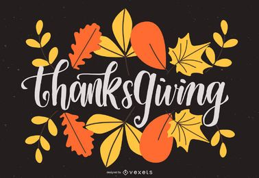 Thanksgiving Vector Art