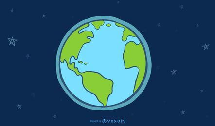 Vector de globo 17