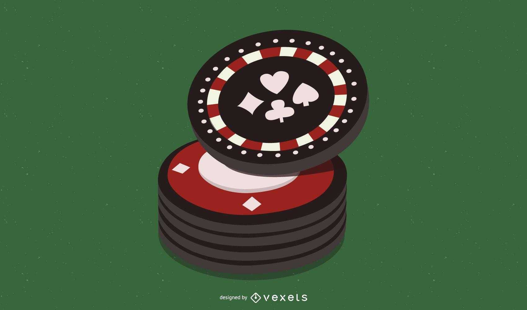 3d Casino Chip 3d Chip Ai 3d Chip Adobe Photoshop Ai Photoshop Ai 3d Vector
