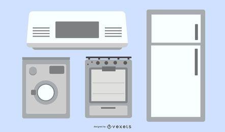 Appliances 03 Vector