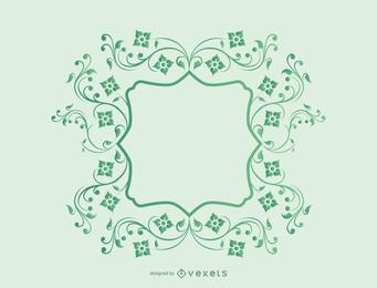 Vines marco vector