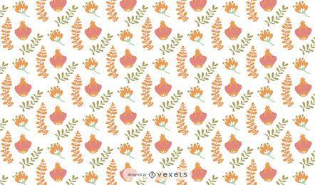 Free Floral Pattern