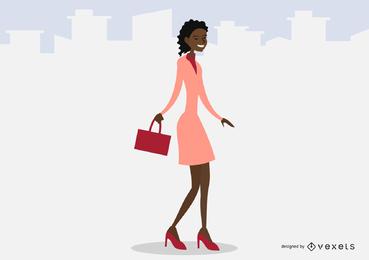 Vetores de mulheres de negócios