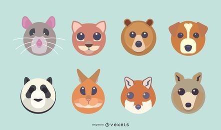 Puffy Cute Animals
