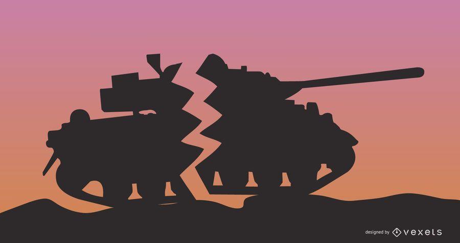 Parad las guerras