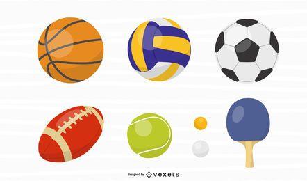 Vetor de bola