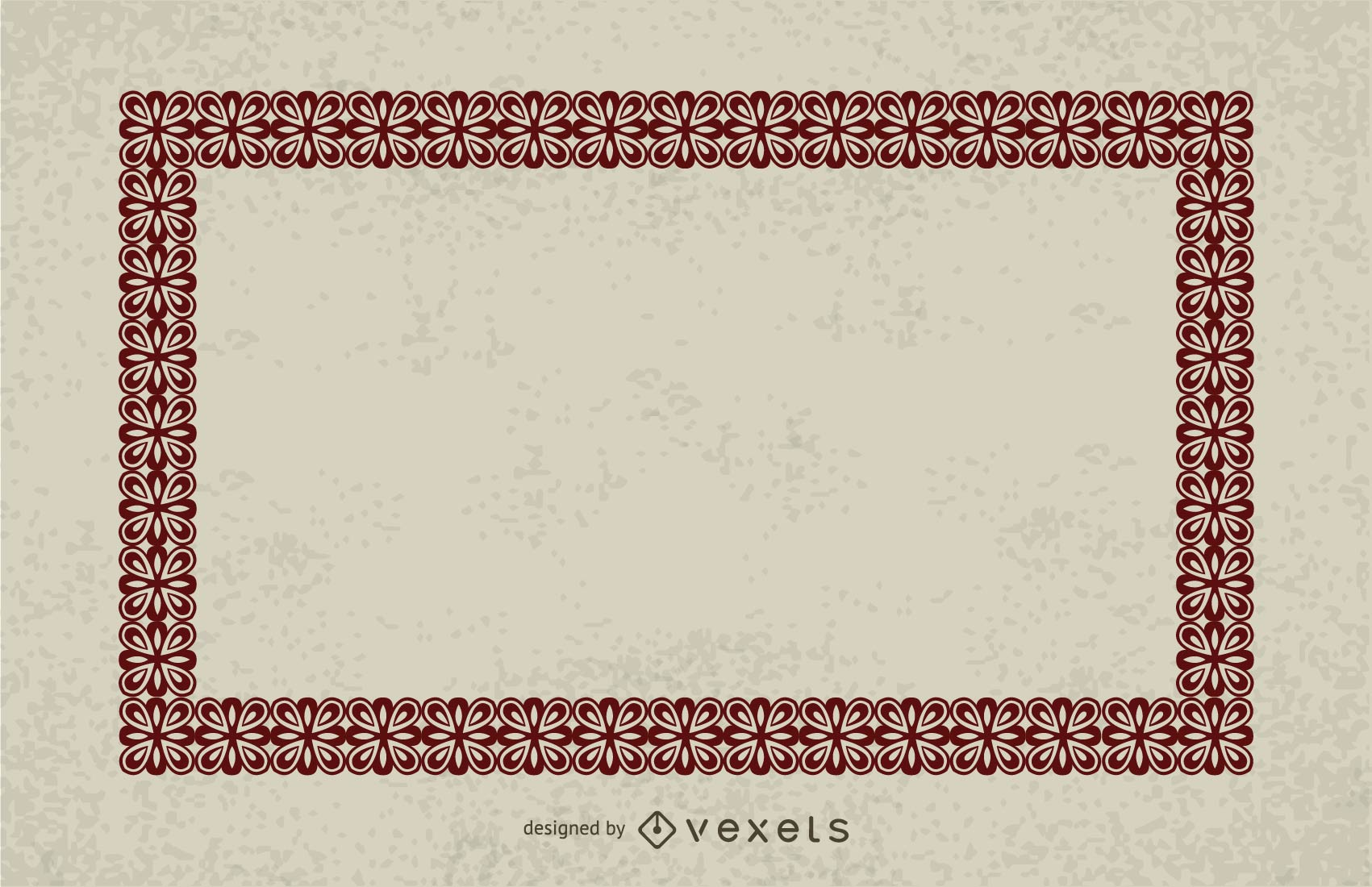 Simple And Practical Border Vector Series 1 50p