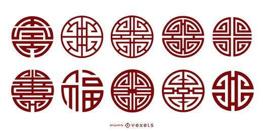 Tradición clásica china del vector once