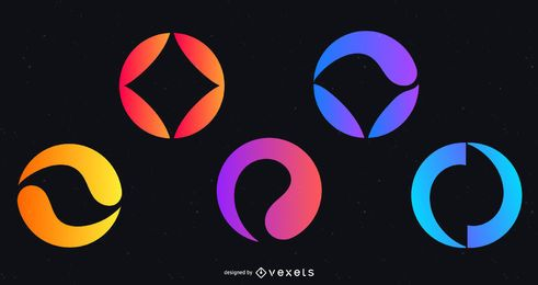 Vector libre de simbolos 2