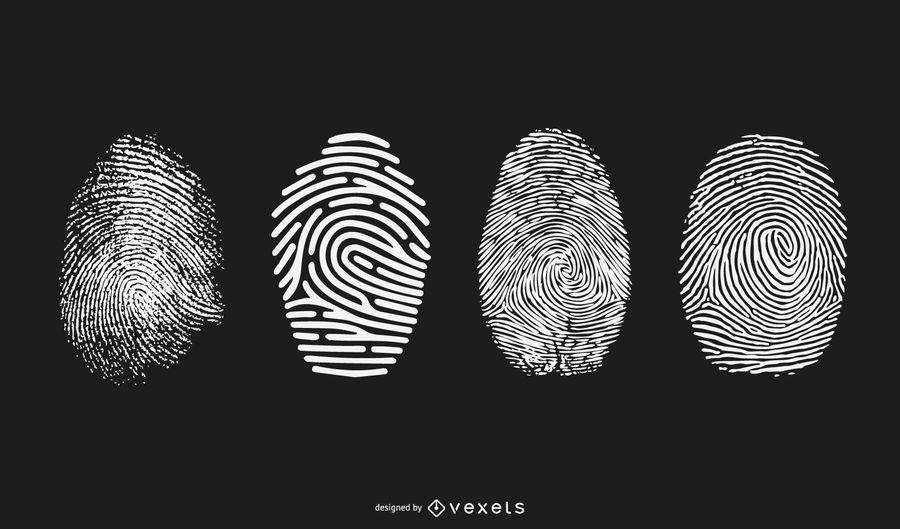 Fingerprint Vector 1