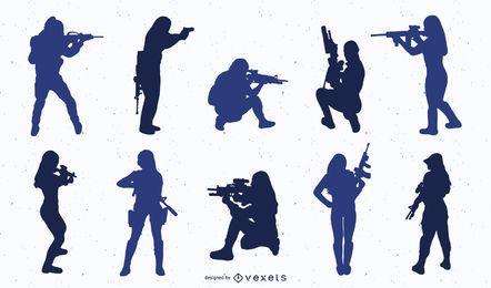 Conjuntos de Arma