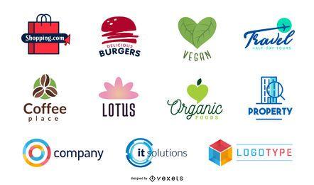 Elementos de Logo gratis