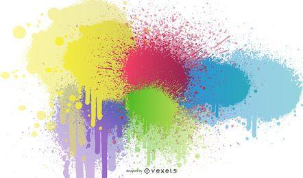 Pintar Design Splatter