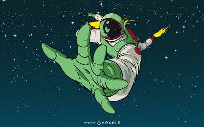 Astro Boy Vector 02