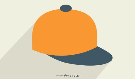 Gorra de béisbol de vector