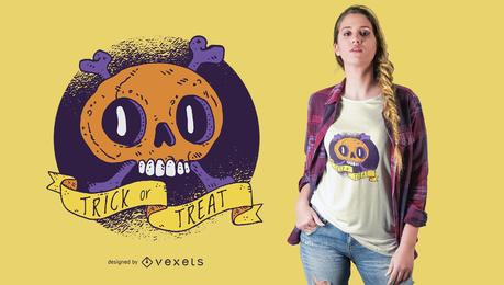 Vector Skull Imprimir gráficos