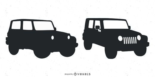 Jeep-Vektoren