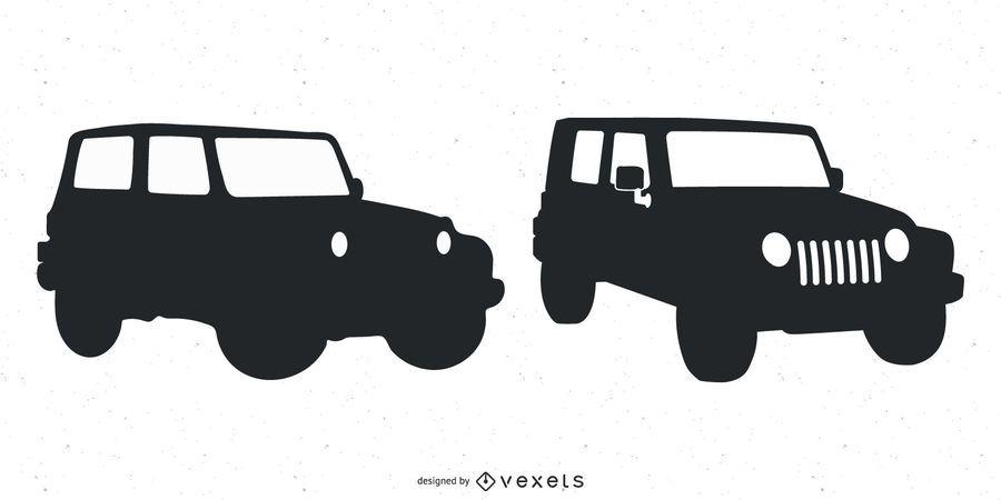 Jeep Vectors