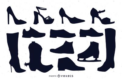 Schuhe Vektoren