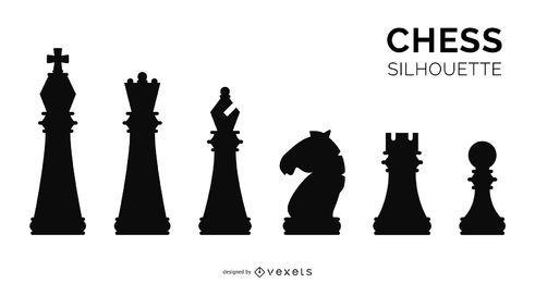 Vector de ajedrez