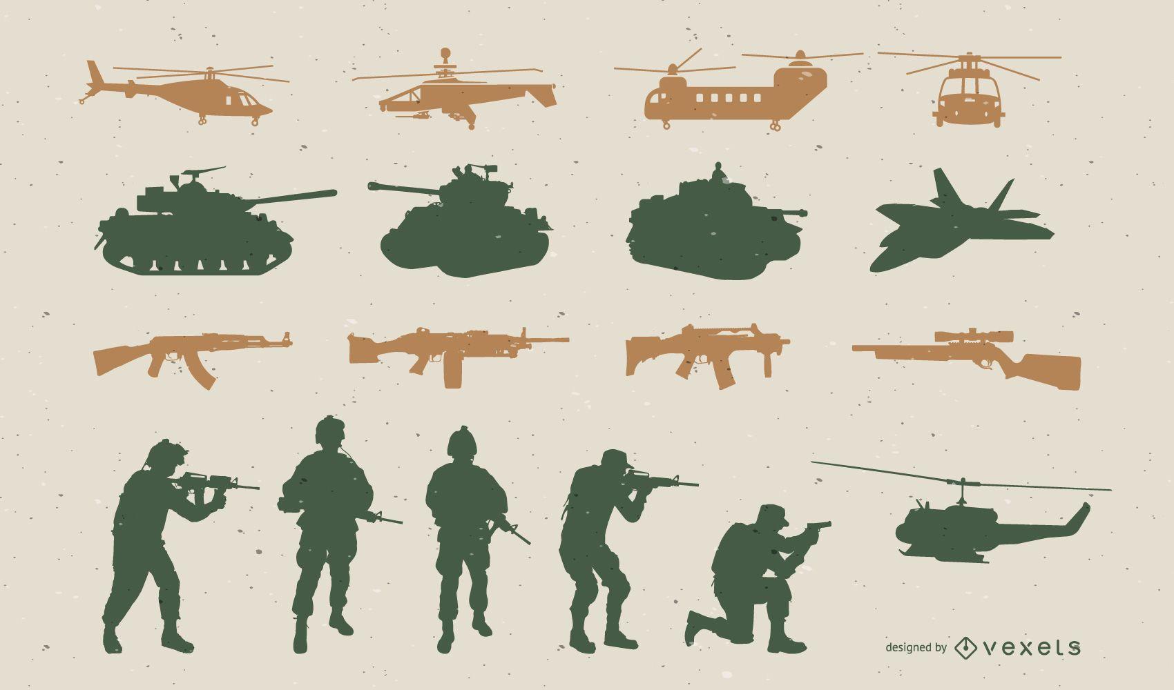 Military Graphics