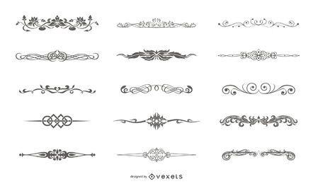 Ornaments Vector 2