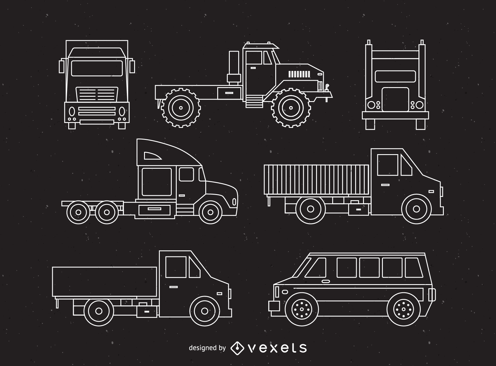 Pro Vehicle Outlines