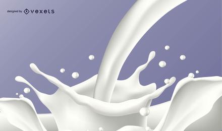 Dynamische Vektormilch