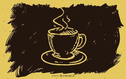 Vector de cafe 3