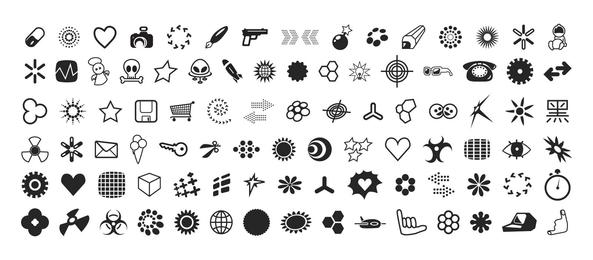 Lindo elemento gráfico de moda vectorial