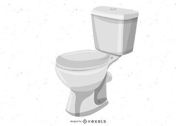 Vector Toilet Original