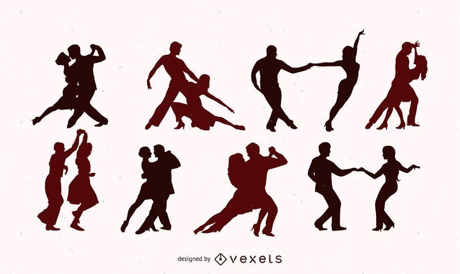 Dancing Vectors Set