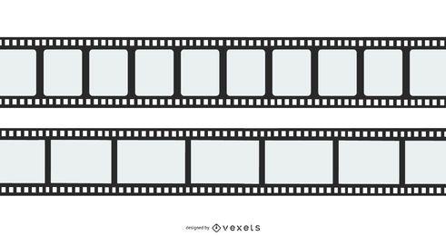 Carretel de filme de vetor 2