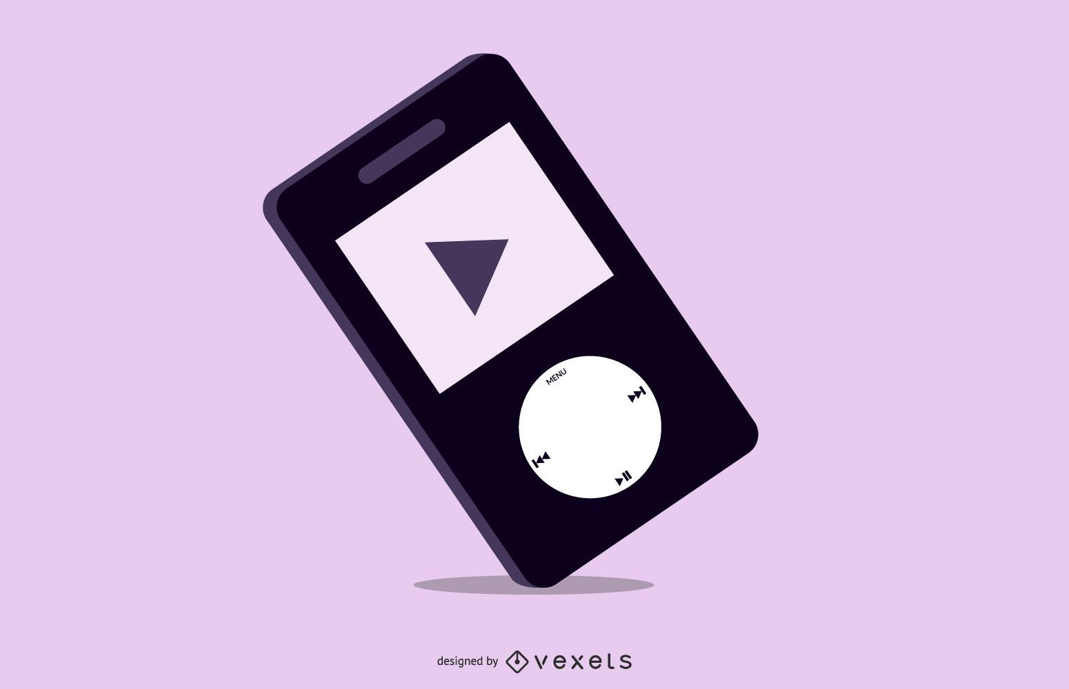 Vector clásico de Apple Ipod