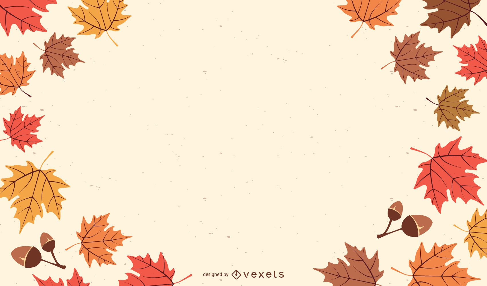 Autumn Theme Vector