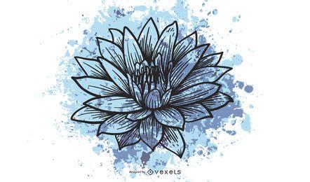 Ink Lotus