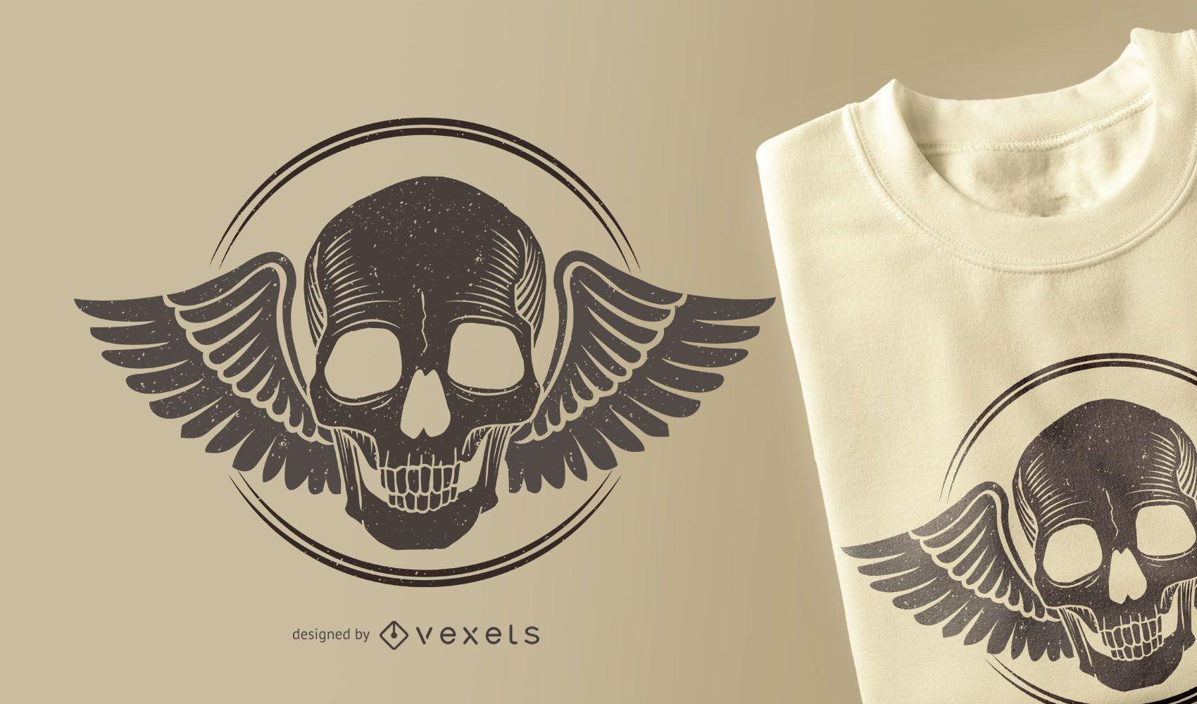 Diseño de camiseta de vector libre