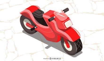 3 ciclos de motor realistas vectoriales libres