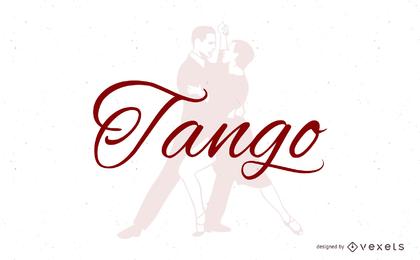 Tango-Logo-Vorlage