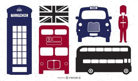 Elementos turísticos de Londres