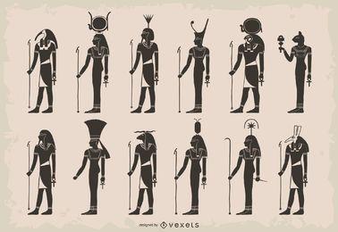 Götter des alten Ägypten
