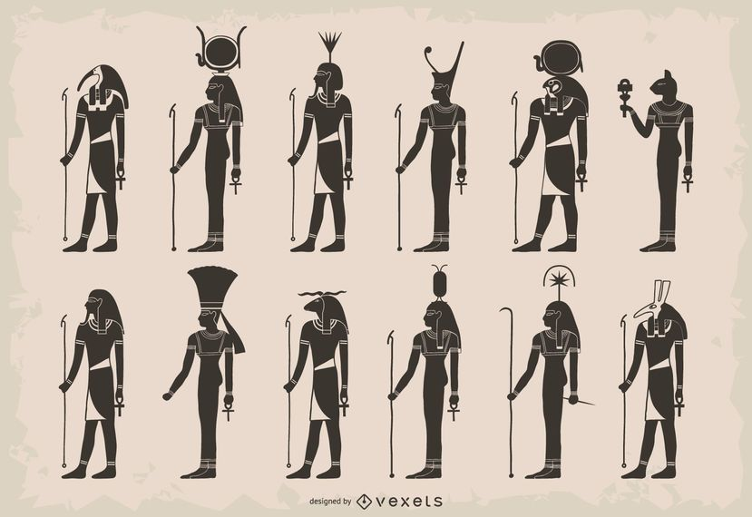 Gods Of Ancient Egypt