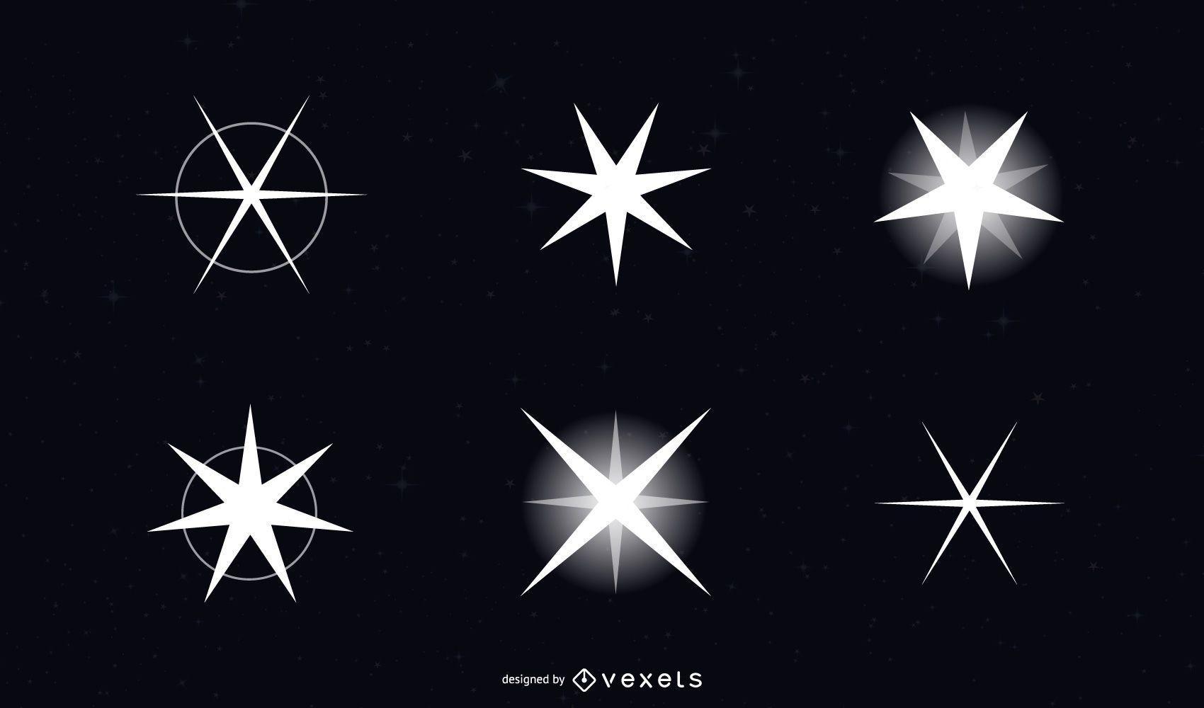 White Star Design Pack
