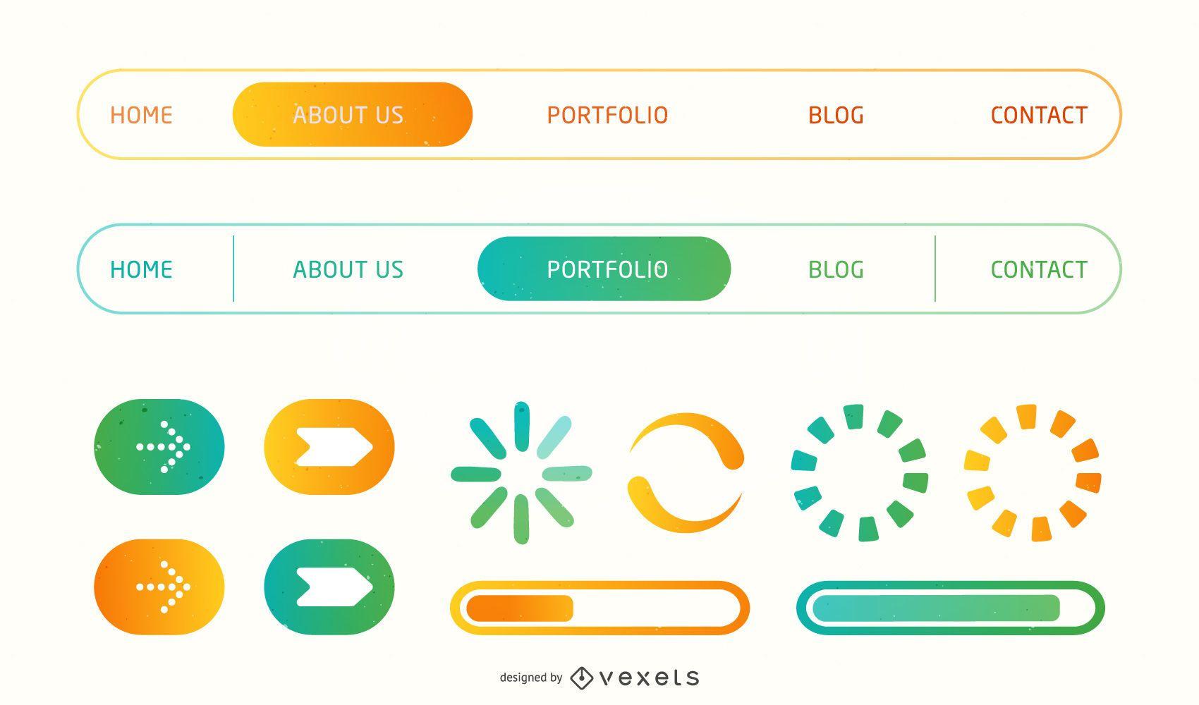 Web Element Best Content